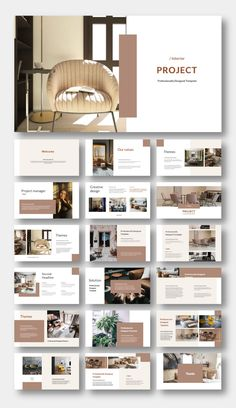 Interior Design Presentation, Presentation Templates, Portfolio Layout, Portfolio Design, Ppt Design, Layout Design, Catalog Design, Grafik Design, Interior Decorating
