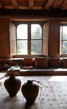 "Antique dealer, curator and interior designer Axel Vervoordt's ""Kanaal and Castle"""