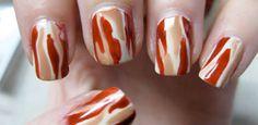 #bacon nails