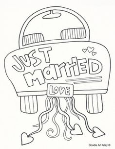 for coloring books wedding coloring pageskids - Wedding Coloring Books For Children