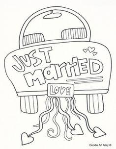 Die 23 besten Bilder von Printable Wedding Activity & Coloring Book ...