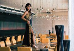 Malini Ramani - fashion designer