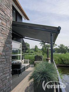 Wilt u extra #beschutting op uw #terras? Verandazonwering is een sfeervolle oplossing!