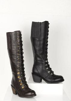55838102ed4 Rocket Dog Rachel Boot (I have these and they re beautiful- fit slightly