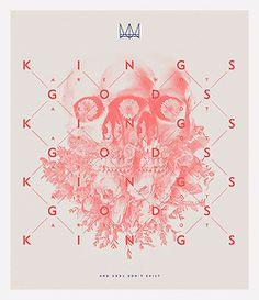 visualgraphic:    Kings & Gods