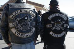 Biker Clubs, Motorcycle Clubs, Underground Garage, Black Berets, Motorcycle Patches, Biker Leather, Rockers, Cut And Color, Motorcycles