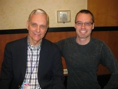 Me with Keir Dullea