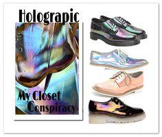 #holographic #style #inspiration #tendencies #spring-summer 2013  http://myclosetconspiracy.tumblr.com/
