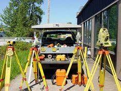 Land Surveying Tools | Land Surveying Equipment | Flickr - Photo Sharing!