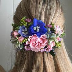 Hair Pieces, Floral, Instagram Posts, Extensions Hair, Florals, Flower, Flowers