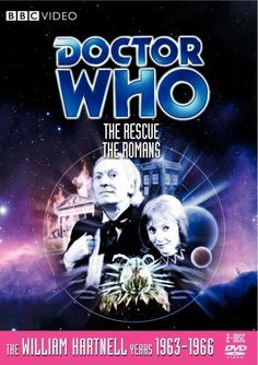 Doctor Who: The Rescue / The Romans DVD