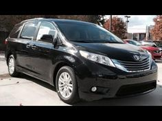 2015 Toyota Sienna Full Review, Start Up, Interior & Exterior - YouTube