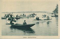 WASA - Sjöröfvarflottan 1800-talet.