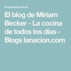 El blog de Miriam Becker - La cocina de todos los días - Blogs lanacion.com Healthy Meal Prep, Healthy Recipes, Best Cookie Recipes, Crepes, Spinach, Dessert Recipes, Favorite Recipes, Meals, Cooking