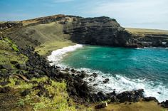 Mahana bay, Hawaii