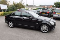 Mercedes-Benz C Class 2.1 C220 CDI BLUEEFFICIENCY SPORT 4d 170 BHP LOW MILE + FULL SERVICE HISTOR