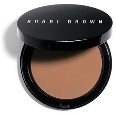Bobbi Brown Bronzing Powder ($42) ❤ liked on Polyvore featuring beauty products, makeup, cheek makeup, cheek bronzer, beauty, apparel & accessories, natural and bobbi brown cosmetics