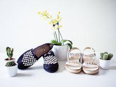 New In - Summer Shoes From Ras  Laetitia Wajnapel from Mademoiselle Robot