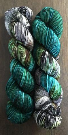 Dryad - on soft and springy Superwash DK Essential DK DK Superwash Merino Wool 100 grams 231 yards Crochet Yarn, Knitting Yarn, Knitting Ideas, Wool Yarn, Merino Wool, Super Chunky Yarn, Weaving Yarn, Ribbon Yarn, Recycled Yarn