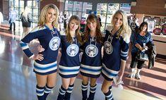 Columbus Blue Jackets Ice Girls