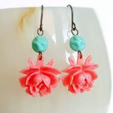 Flower + bead