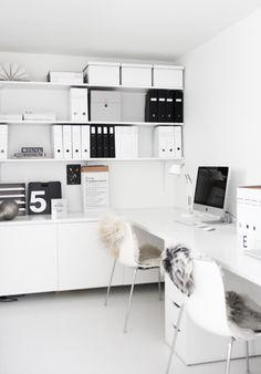 Inspiración para oficinas en casa #32