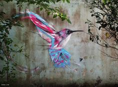 Street Art by L7m in Sao Paulo, Brazil - Street Art Utopia