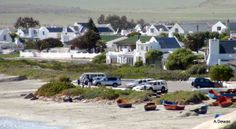 Paternoster - West Coast - South Africa. #Paternoster