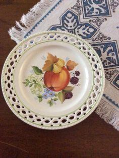 Fruit plate by Angela Davies