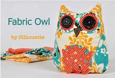 I don't sew, but if I did. I would make owls. Lots of owls.