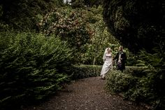 Hodsock Priory Wedding Gardens | Nottinghamshire | Image by http://www.andrewfletcher.co.uk