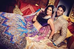 Love the clothes from charmi creations Engagement Outfits, India Fashion, Indian Outfits, Desi, Saree, Culture, Bridal, Clothes For Women, Formal Dresses