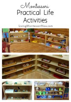 Montessori practical life overview and resources. Practical life activities are essential because they help children develop order, concentration, coordination, and independence.