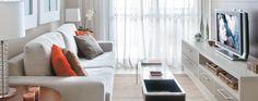 Erros de decoração que fazem sua casa parecer menor