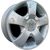 Hello Kitty car rims - my car definitely needs these!!