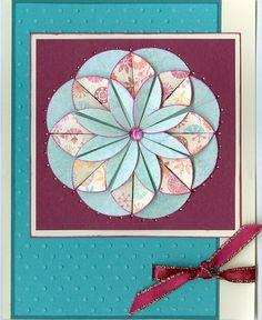 tea bag foldind by Craft Nook