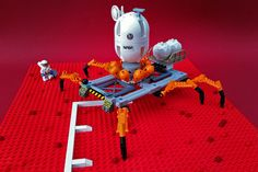"""""""NASA 3D printing robot"""" by Shannon Ocean: Pimped from Flickr"""