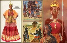 How to dress like Queen Nzinga