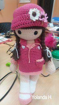 Mesmerizing Crochet an Amigurumi Rabbit Ideas. Lovely Crochet an Amigurumi Rabbit Ideas. Crochet Doll Pattern, Crochet Patterns Amigurumi, Amigurumi Doll, Crochet Motif, Crochet Diy, Crochet Crafts, Crochet Projects, Crochet Vests, Crochet Cape