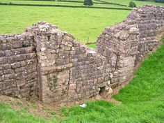 The Romans in South Wales-Introduction British Architecture, Roman Architecture, Ancient Architecture, Ancient Ruins, Ancient Rome, Hadrian's Wall, Ancient Artefacts, England Countryside, Roman Roads
