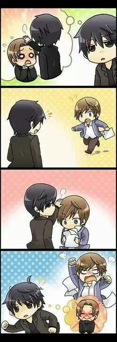 Ooh I love it so much ! Poor Takano-san (Sekaiichi Hatsukoi)
