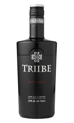 Tribe Clear Celtic Cream Liquor:  Lovely Package