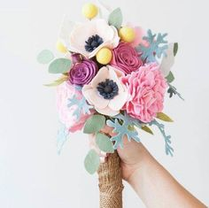 Bridal Bouquet Alternatives | Domino