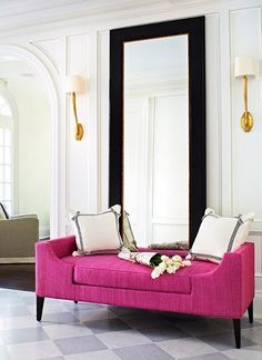 Things We Love:Entrance Hall Benches - McGill Design Group