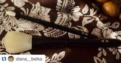Reposted from diana__belkaMy first Japanese brushes KihitsuThank you dear Toshiya@fudejapan Detailed review now on my blog link in bio В блоге можно почитать про мое знакомство с японскими кистями Kihitsu Мечты стали реальностью благодаря магазинчику @fudejapan А какие кисти предпочитаете Вы? Ph: @andrey.photographer#japanesebrushes #kihitsu #saikoho#eyebrush #cheekbrush #makeup#brushaddict #brushes