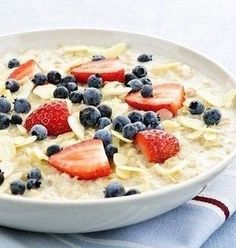 Just 3 days «oat» menu, and you — the goddess of beauty. (weight loss) | Good food. Best Recipes