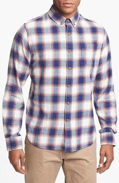 Obey 'Elsinore' Plaid Shirt