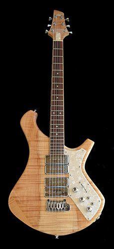 Sabertooth™ electric guitar | Custom Guitars & Repair | Bellingham, WA
