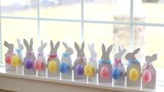 Crafty Sisters: Easter Theme WYLTC  Cute but I have not been able to get a pattern or printed instructions as to how to make this.....any help is appreciated...
