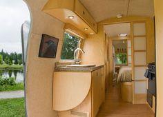 1965 Airstream Overlander. Wonderful restoration